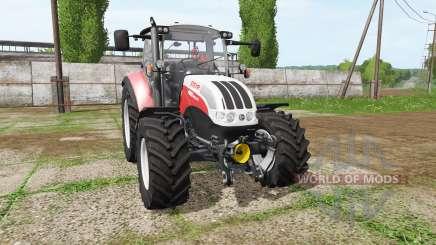 Steyr Multi 4095 v1.2 pour Farming Simulator 2017