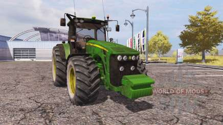 John Deere 8430 v2.5 pour Farming Simulator 2013