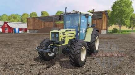 Hurlimann H488 Turbo Prestige pour Farming Simulator 2015