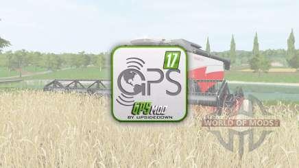 GPS v5.0 pour Farming Simulator 2017
