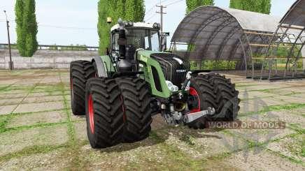 Fendt 924 Vario v3.7.6.9 für Farming Simulator 2017