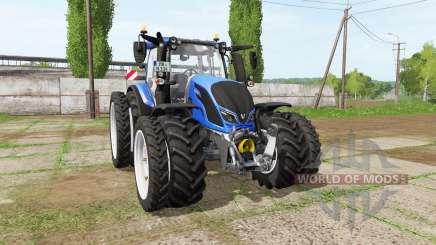 Valtra N114 für Farming Simulator 2017