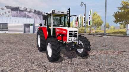 Steyr 8090 Turbo SK2 v2.0 für Farming Simulator 2013