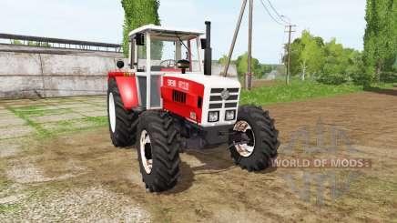 Steyr 8120 Turbo SK1 v2.0 pour Farming Simulator 2017