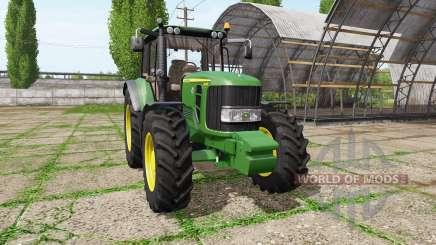 John Deere 6530 Premium für Farming Simulator 2017