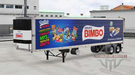 Pack Cargas Mexicanas für American Truck Simulator