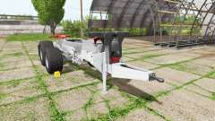 Fliegl chassis pour Farming Simulator 2017