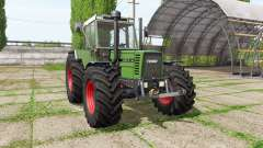 Fendt Favorit 611 LSA Turbomatik E für Farming Simulator 2017