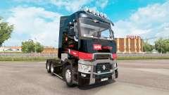 Renault T v6.1 pour Euro Truck Simulator 2