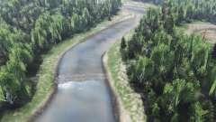 Fluss für Spin Tires