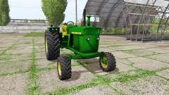 John Deere 4020 v3.0 für Farming Simulator 2017