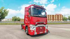 Renault T 480 v4.0 pour Euro Truck Simulator 2