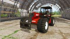 Manitou MLT 731 Turbo pour Farming Simulator 2017