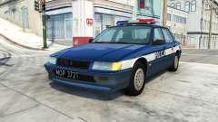 Ibishu Pessima poland police für BeamNG Drive