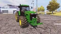 John Deere 8110 v2.0 für Farming Simulator 2013