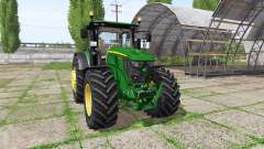 John Deere 6230R pour Farming Simulator 2017