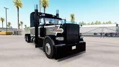 Black-Magic skin für den truck-Peterbilt 389