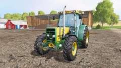 Buhrer 6135A front loader für Farming Simulator 2015