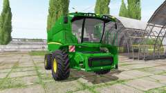 John Deere S650 pour Farming Simulator 2017