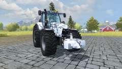 Deutz-Fahr Agrotron 7250 TTV arctic camo für Farming Simulator 2013