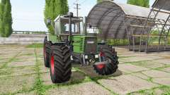 Fendt Favorit 611 LSA Turbomatik E für Farming Simulator 2017