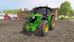 John Deere 6170R für Farming Simulator 2015