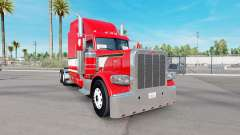 Red Dragon skin für den truck-Peterbilt 389