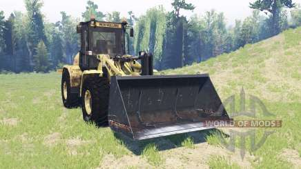 New Holland W170C v2.1 pour Spin Tires