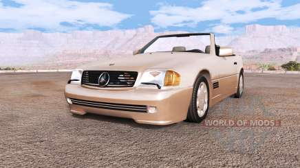 Mercedes-Benz 500 SL (R129) pour BeamNG Drive