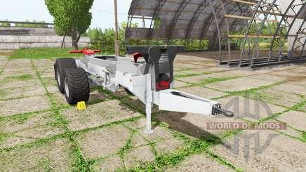Fliegl chassis für Farming Simulator 2017
