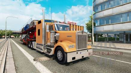 American truck traffic pack v1.4 pour Euro Truck Simulator 2