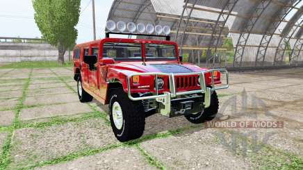 Hummer H1 für Farming Simulator 2017