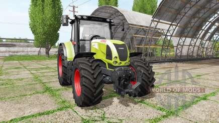 CLAAS Arion 630 v3.0 pour Farming Simulator 2017