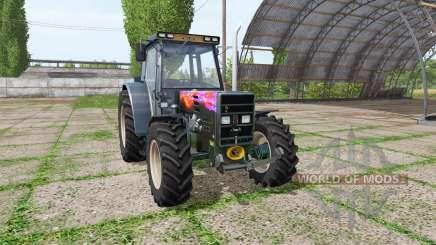 Buhrer 6135A pulling v1.2 für Farming Simulator 2017