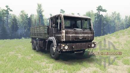 BM-23 für Spin Tires