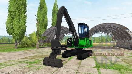 Shovel scoop loader pour Farming Simulator 2017