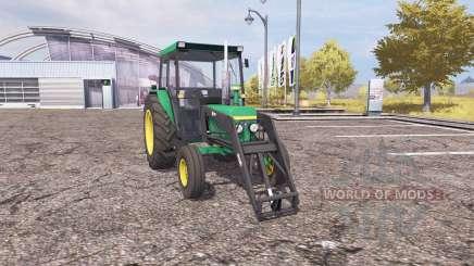 John Deere 1630 pour Farming Simulator 2013