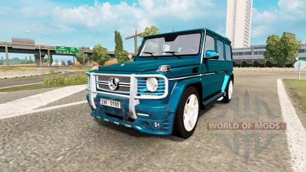 Mercedes-Benz G 65 AMG (W463) pour Euro Truck Simulator 2