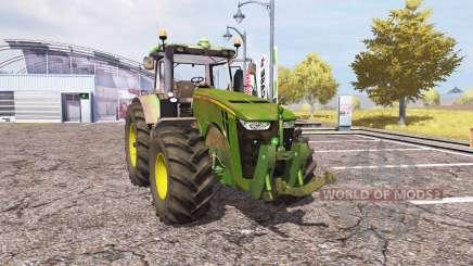 John Deere 8335R pour Farming Simulator 2013