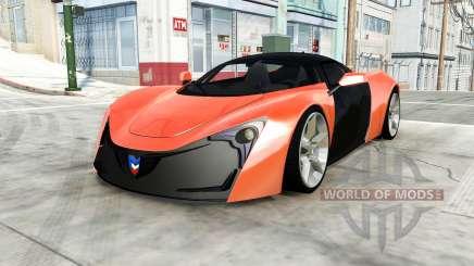 Marussia B2 für BeamNG Drive