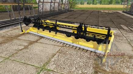 Geringhoff Harvest Star HV660 pack für Farming Simulator 2017