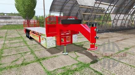 Bale trailer für Farming Simulator 2017