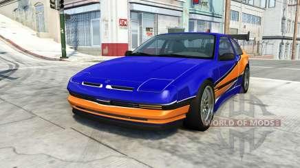 Ibishu 200BX tokio drift v1.1 pour BeamNG Drive