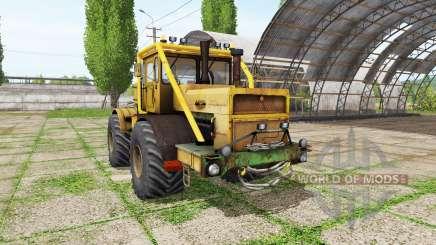Kirovets K 700a variateur électronique v1.1 pour Farming Simulator 2017