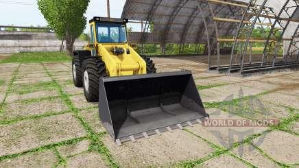 Massey Ferguson 66C für Farming Simulator 2017