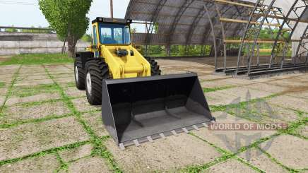 Massey Ferguson 66C pour Farming Simulator 2017