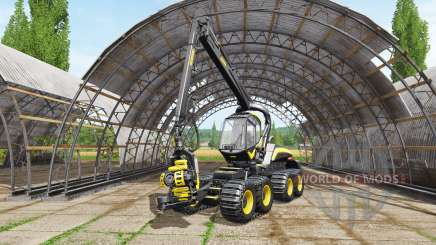 PONSSE ScorpionKing v1.3 für Farming Simulator 2017