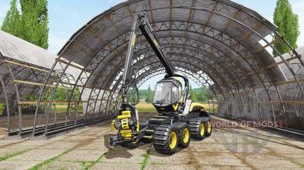 PONSSE ScorpionKing v1.3 pour Farming Simulator 2017