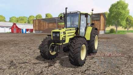Hurlimann H488 Turbo Prestige front loader pour Farming Simulator 2015
