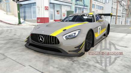 Mercedes-AMG GT (C190) pour BeamNG Drive